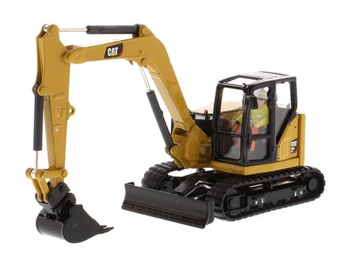 Caterpillar 308 CR Next Generation Mini Hydraulic Excavator with Work Tools - High Line Series