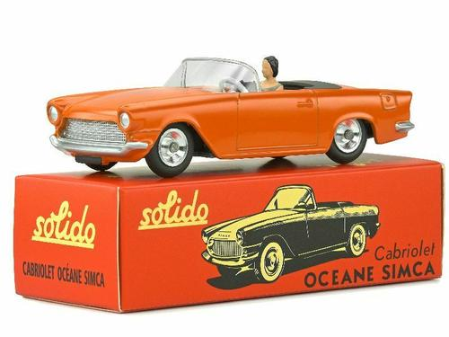 Simca Oceane Cabriolet 1/43 (end of july)