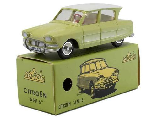 Citroën Ami 6 1961 1/43 (end of july)