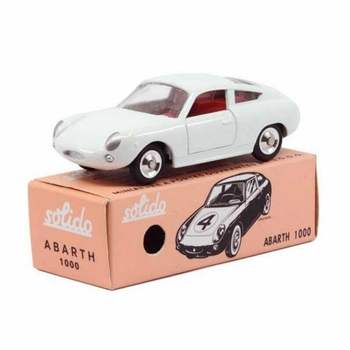 Fiat Abarth 1000 1/43 (end of july)