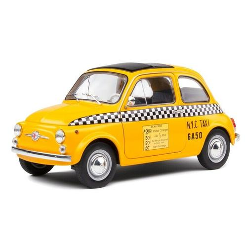 Fiat 500 Taxi NYC 1965 (end of july)