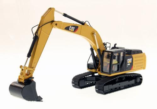 Caterpillar 336E H Hybrid Hydraulic Excavator