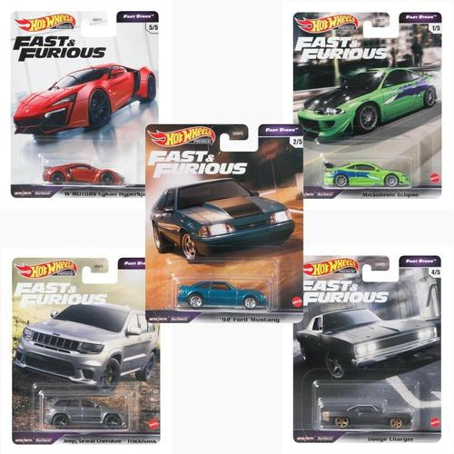2021 Hot Wheels Fast and Furious