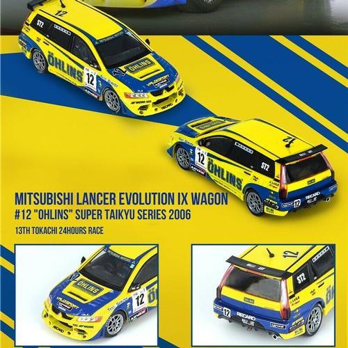 MITSUBISHI LANCER EVOLUTION IX Wagon #12 OHLINE