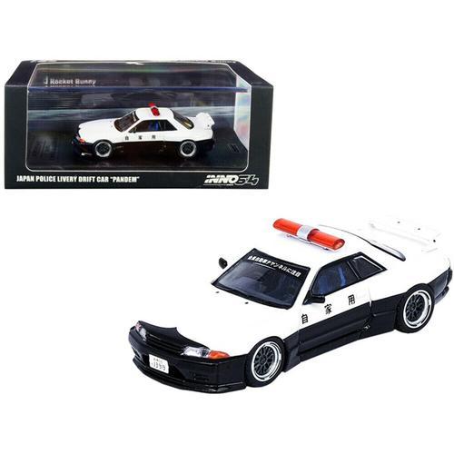 NISSAN SKYLINE GT-R (R32) PANDEM Japan Police