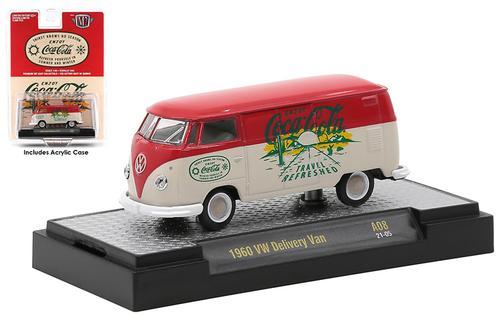 1960 Volkswagen Delivery Van Coca-Cola
