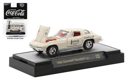 1966 Chevrolet Corvette 427 Coca-Cola