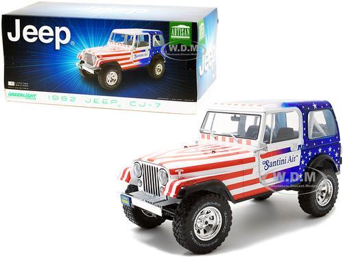 Jeep CJ-7 1982