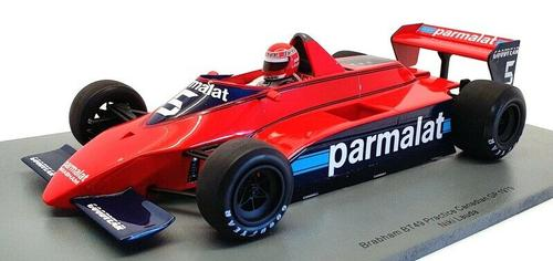 1979 Brabham BT49 Niki Lauda #5 Canada GP