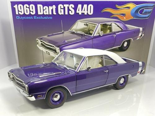 Dodge Dart GTS 440 1969 (Guycast)