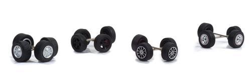 Chevrolet Corvette - Auto Body Shop Wheel & Tire Packs Series 5