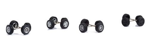 Ford Mustang - Auto Body Shop Wheel & Tire Packs Series 5