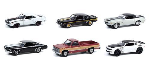 Detroit Speed, Inc. Series 2 1/64 Set