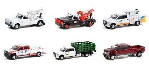 Dually Drivers Series 7 1/64 Set