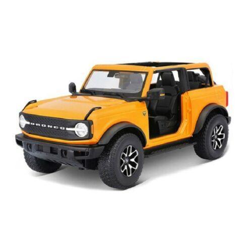 Ford Bronco Badlands 2021