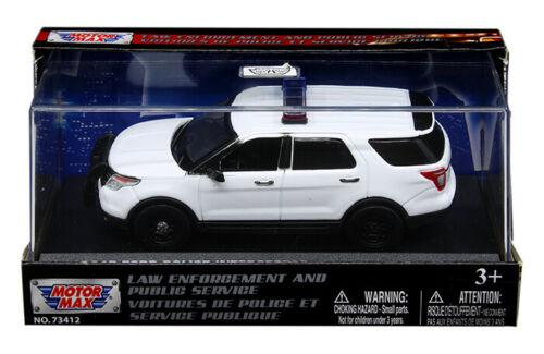 2015 Ford Explorer Police Interceptor SUV 1/43