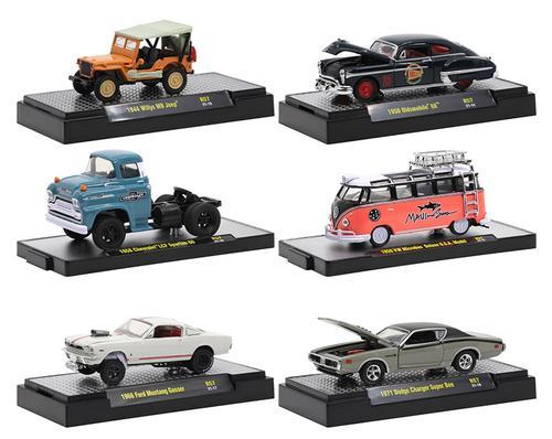 1/64 Gasser / Auto-Thentics / Auto-Trucks / Volkswagen Release 57