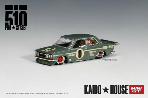 Kaidohouse Dastun 510 Pro Street