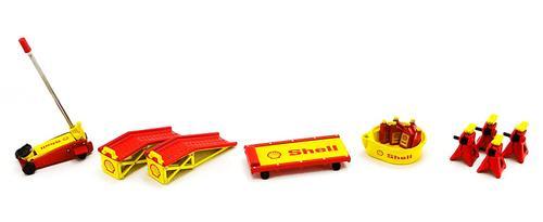 Shell Oil - Shop Tool Set #2