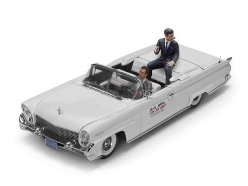 Lincoln Continental MKIII 1958 John F Kennedy