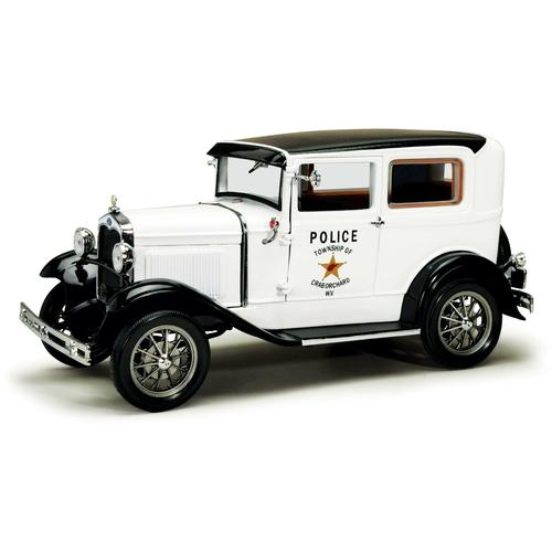 1931 Ford Model A Tudor Police