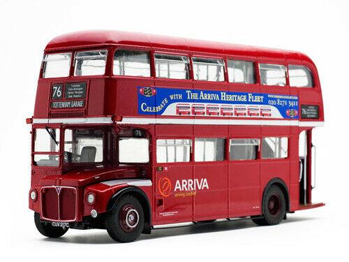 ROUTEMASTER RM 2217 ARRIVA double deck model bus CUV217C