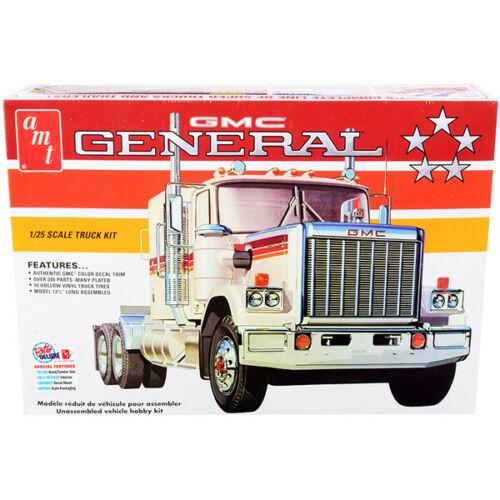 GMC General Truck Tractor 1/25 Model Kit