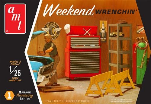 weekend wrenchin