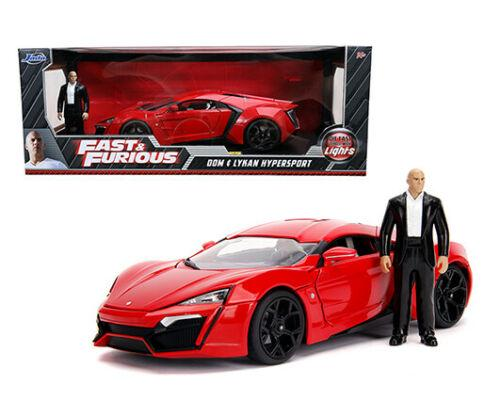 Lykan Hypersport Fast and Furious With Figure and lights
