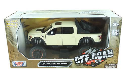 Ford F-150 Raptor Off Road