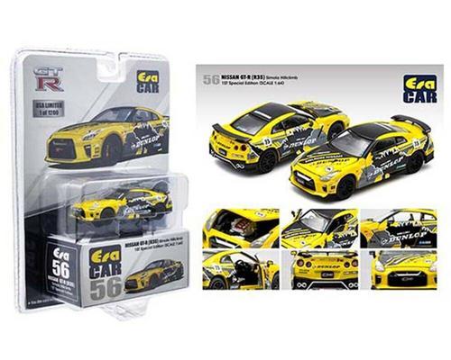 1:64 Nissan GT-R R35 Simola Hillclimb 1St Special Edition