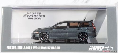 MITSUBISHI LANCER EVOLUTION IX WAGON 1/64