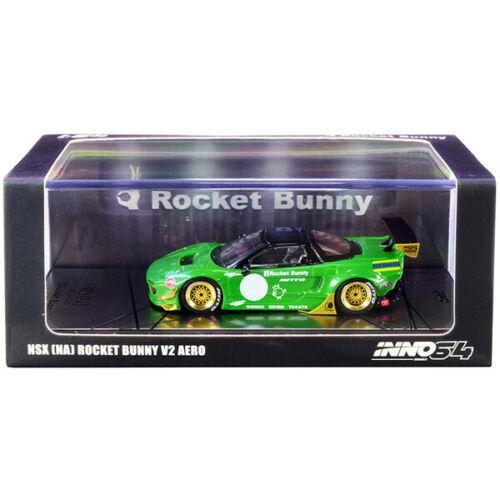 Honda NSX Rocket Bunny V2 Aero RHD