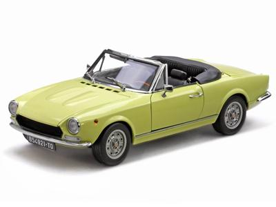 Fiat 124 Spider BS1 1970 Convertible *LAST ONE*