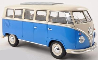 1962 Volkswagen Classical Bus