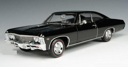 Chevrolet Impala SS 396 1967 Authentics Series