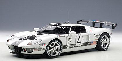 Ford GT LM Race Car Spec II 2005 Grand Turismo