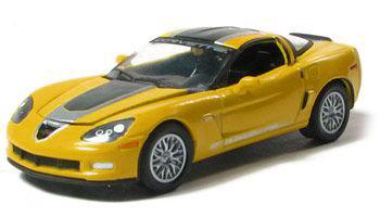 2009 Chevrolet Corvette Gt1 Edition