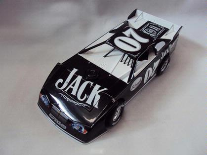 Clint Bowyer#07 Jack Daniels 2007 Monte Carlo SS Late Model Dirt