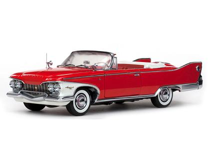 Plymouth Fury 1960 convertible