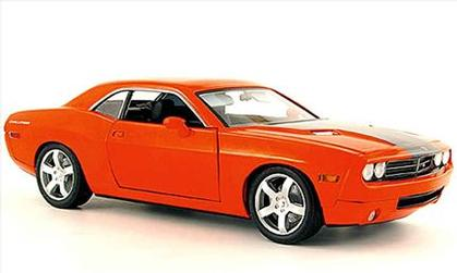 Dodge Challenger Concept Car Hemi 6.1 (Low Stock)