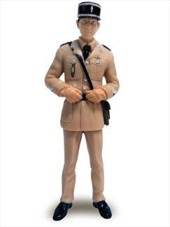 Figurine Gendarme (Police)