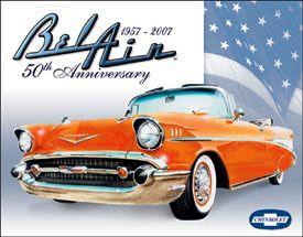 Bel Air 50th anniversary