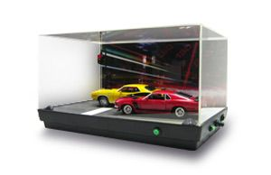 Stages Die-Cast Display Systems