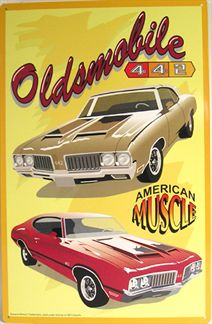 Oldsmobilem4 42  American Muscle