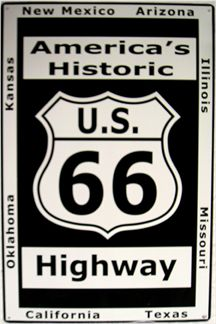 America's Historic U.S. 66 Highway