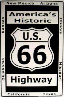 America's Historic U.S. 66 Highway