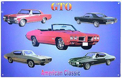 GTO American Classic