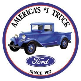 America's  #1 Truck FORD Since 1917