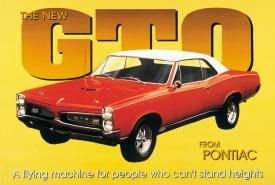 The New GTO From Pontiac